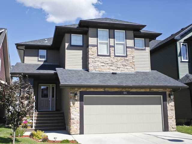 Main Photo: 96 EVANSPARK Circle NW in CALGARY: Evanston Residential Detached Single Family for sale (Calgary)  : MLS®# C3547382
