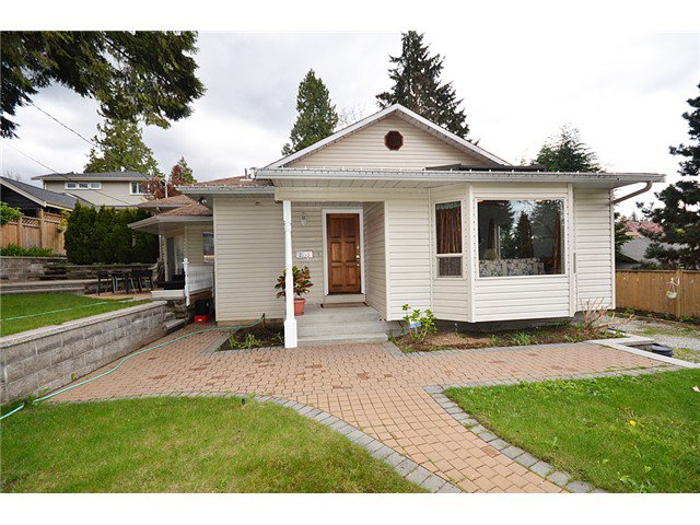 Main Photo: 2136 WESTVIEW DR in North Vancouver: Hamilton House for sale : MLS®# V989731