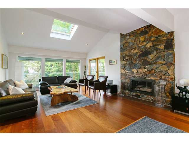 Photo 4: Photos: 5190 REDONDA Drive in North Vancouver: Canyon Heights NV House for sale : MLS®# V1009017