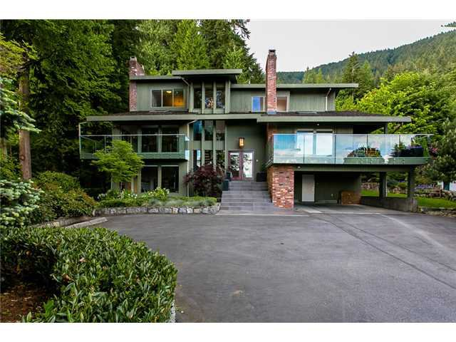 Photo 18: Photos: 5190 REDONDA Drive in North Vancouver: Canyon Heights NV House for sale : MLS®# V1009017