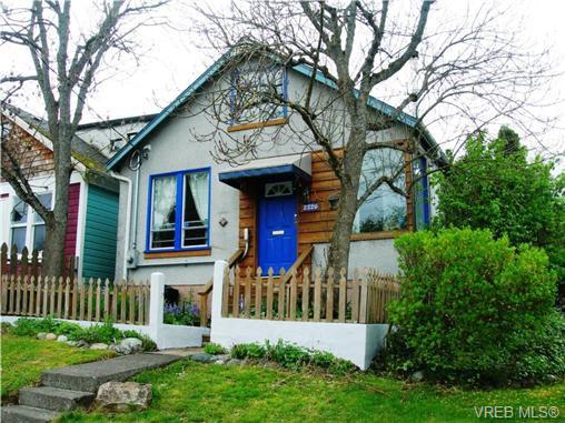Main Photo: 2226 Oregon Ave in VICTORIA: Vi Fernwood Single Family Detached for sale (Victoria)  : MLS®# 502437