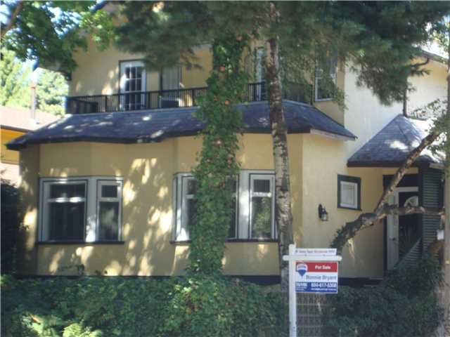 Main Photo: 3701 W 1ST Avenue in Vancouver: Point Grey House for sale (Vancouver West)  : MLS®# V1022446