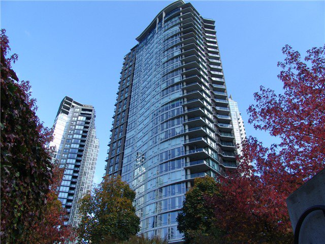 Main Photo: # 3106 455 BEACH CR in Vancouver: Yaletown Condo for sale (Vancouver West)  : MLS®# V1037482