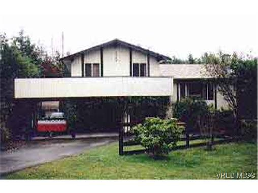 Main Photo: 4383 Elnido Cres in VICTORIA: SE Mt Doug Single Family Detached for sale (Saanich East)  : MLS®# 144172