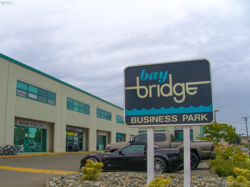 Main Photo: 480 Bay Street in VICTORIA: Vi Rock Bay Industrial for lease (Victoria)  : MLS®# 340410