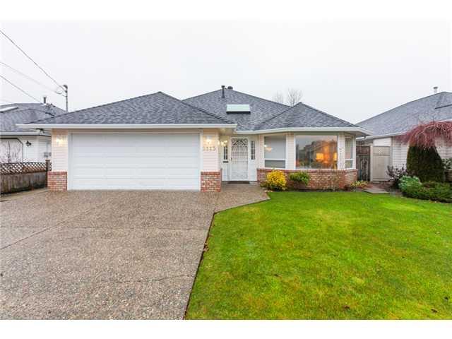 Main Photo: 5115 CENTRAL AV in Ladner: Hawthorne House for sale : MLS®# V1097251