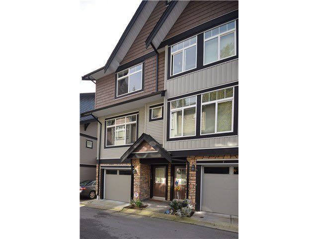 Main Photo: 124 6299 144st in Surrey: Sullivan Heights Townhouse for sale : MLS®# f1432048