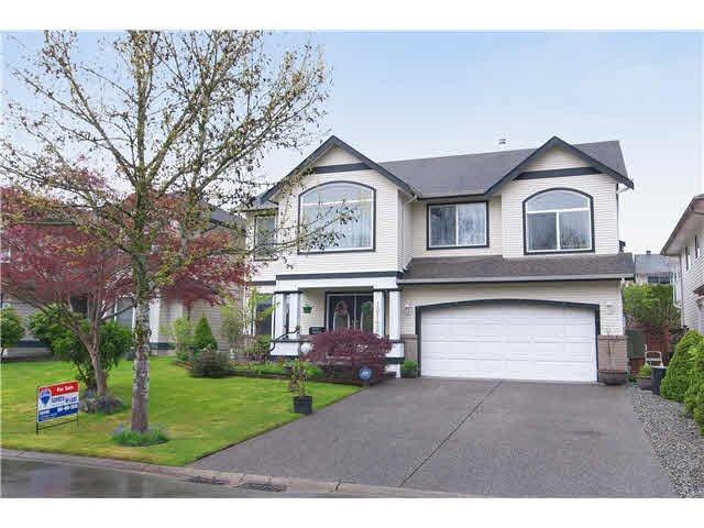 Main Photo: 12142 201B STREET in Maple Ridge: Northwest Maple Ridge House for sale : MLS®# V1059196