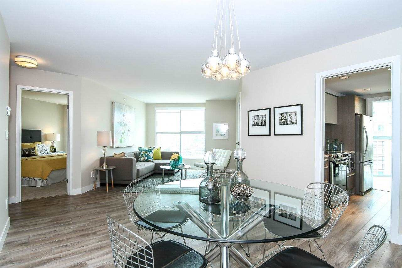 Main Photo: 2308 1323 HOMER STREET in Vancouver: Yaletown Condo for sale (Vancouver West)  : MLS®# R2106846