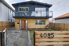 Main Photo: 4085 Lillooet Street in : Renfrew Heights House  (Vancouver East)  : MLS®# R2134212