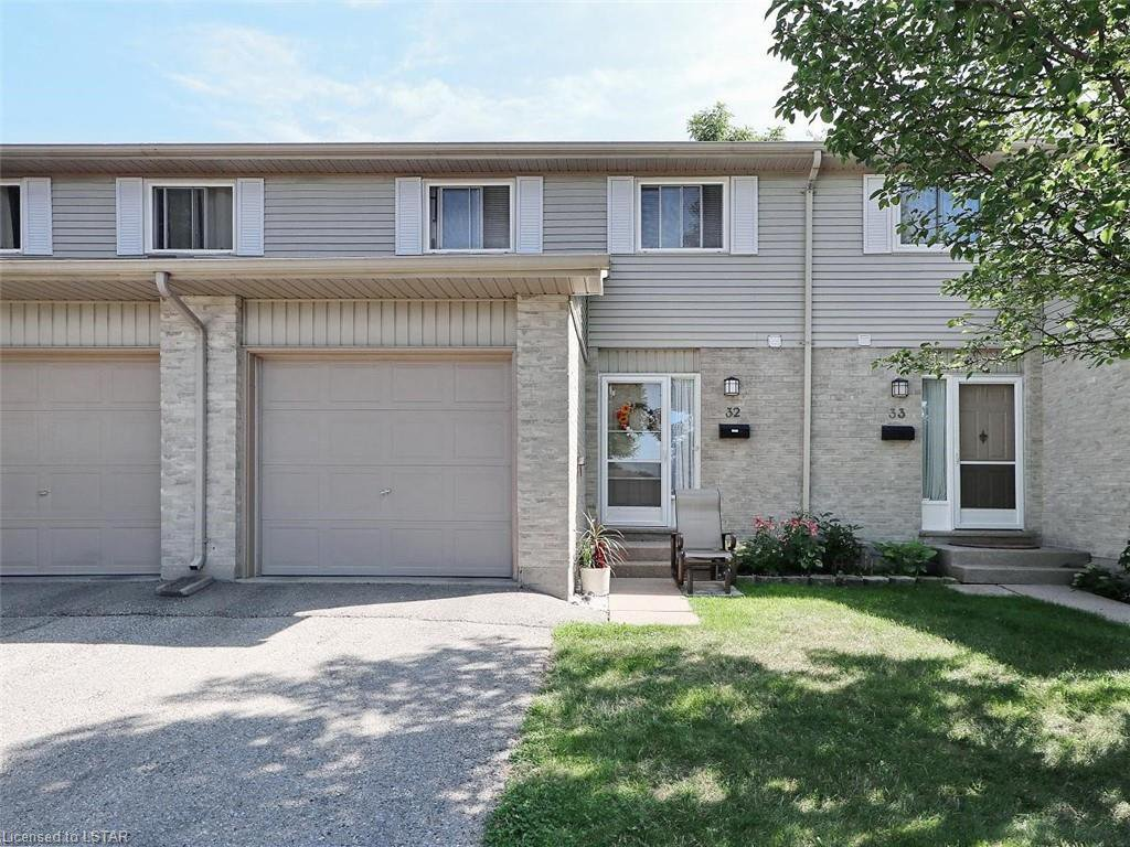 Main Photo: 32 30 CLARENDON Crescent in London: South P Residential for sale (South)  : MLS®# 215782