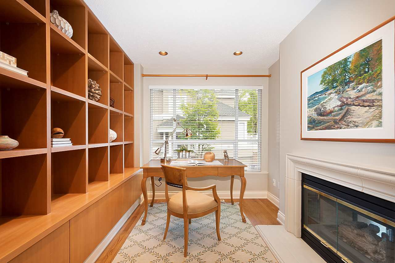 "Photo 12: Photos: 31 5760 HAMPTON Place in Vancouver: University VW Townhouse for sale in ""West Hampstead"" (Vancouver West)  : MLS®# R2408447"