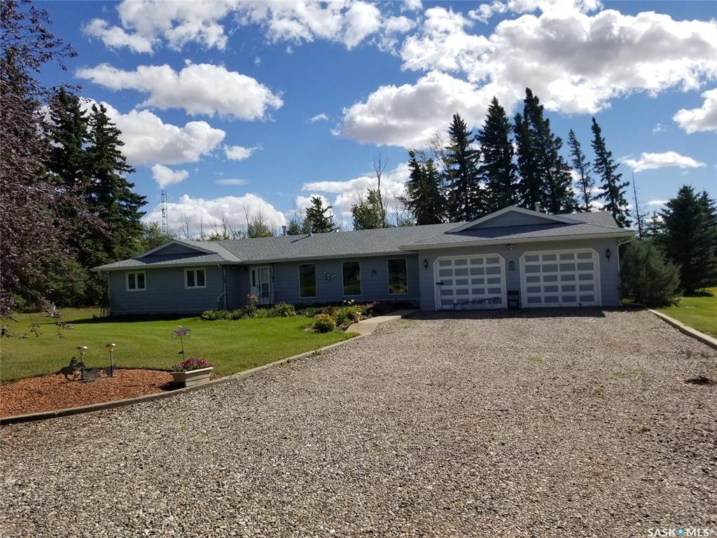Main Photo: DeBelser Farm in Round Valley: Farm for sale (Round Valley Rm No. 410)  : MLS®# SK825773