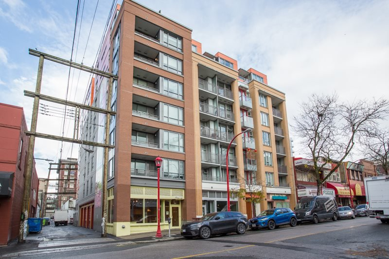 "Main Photo: 509 231 E PENDER Street in Vancouver: Strathcona Condo for sale in ""FRAMEWORK"" (Vancouver East)  : MLS®# R2517562"
