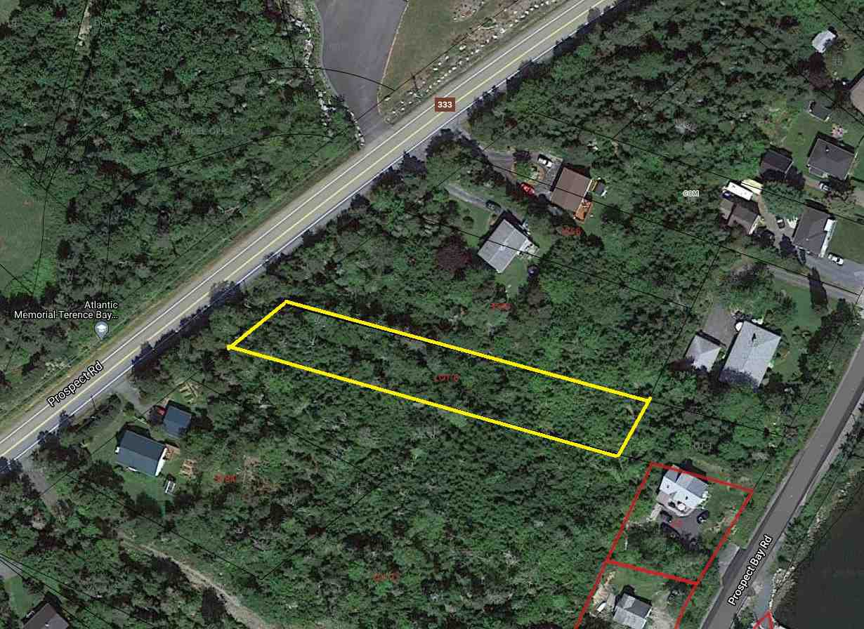 Main Photo: Lot 6 Prospect Road in Shad Bay: 40-Timberlea, Prospect, St. Margaret`S Bay Vacant Land for sale (Halifax-Dartmouth)  : MLS®# 202024605