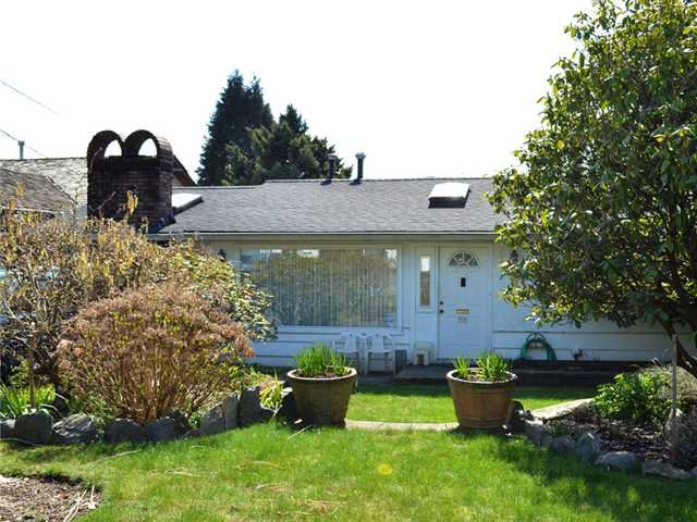 Main Photo: 942 WALLS AV in Coquitlam: Maillardville House for sale : MLS®# V998093