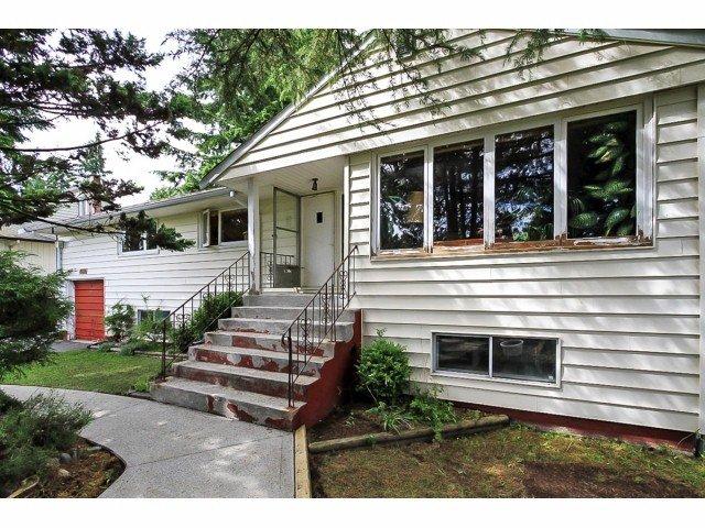 "Main Photo: 2227 HAVERSLEY Avenue in Coquitlam: Central Coquitlam House for sale in ""CENTRAL COQUITLAM"" : MLS®# V1073066"