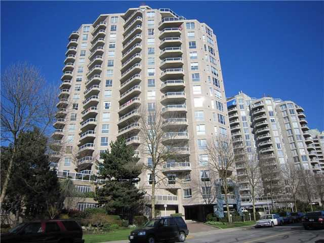 Main Photo: # 504 1185 QUAYSIDE DR in New Westminster: Quay Condo for sale : MLS®# V1107490