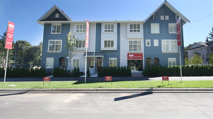 Main Photo: 54 5858 142 ST in Surrey: Sullivan Station Townhouse for sale : MLS®# N/A
