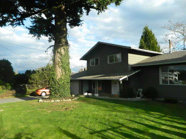 Main Photo: 32418 Marshall Road in Abbotsford: House for sale : MLS®# F1408310