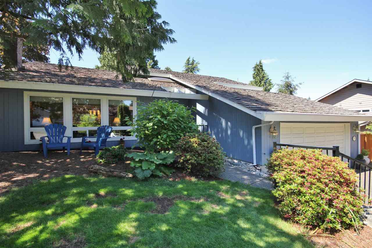 Main Photo: 6709 TODD PLACE in Delta: Sunshine Hills Woods House for sale (N. Delta)  : MLS®# R2067351