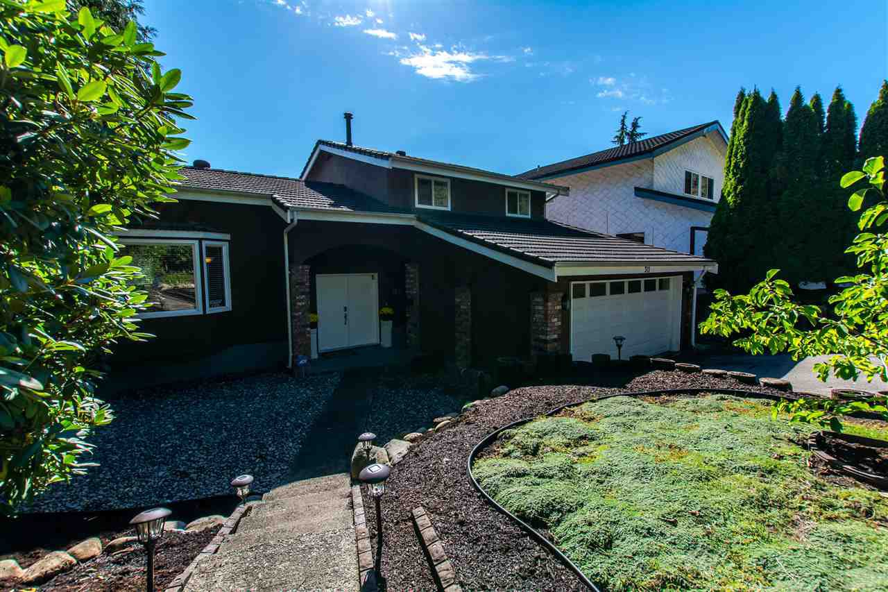 Main Photo: 311 HICKEY DRIVE in Coquitlam: Coquitlam East House for sale : MLS®# R2111118