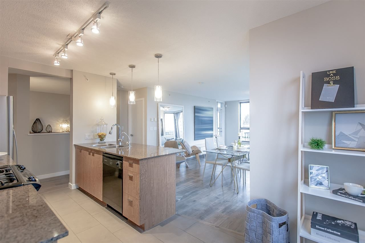 Photo 3: Photos: 602 7063 HALL AVENUE in Burnaby: Highgate Condo for sale (Burnaby South)  : MLS®# R2263240