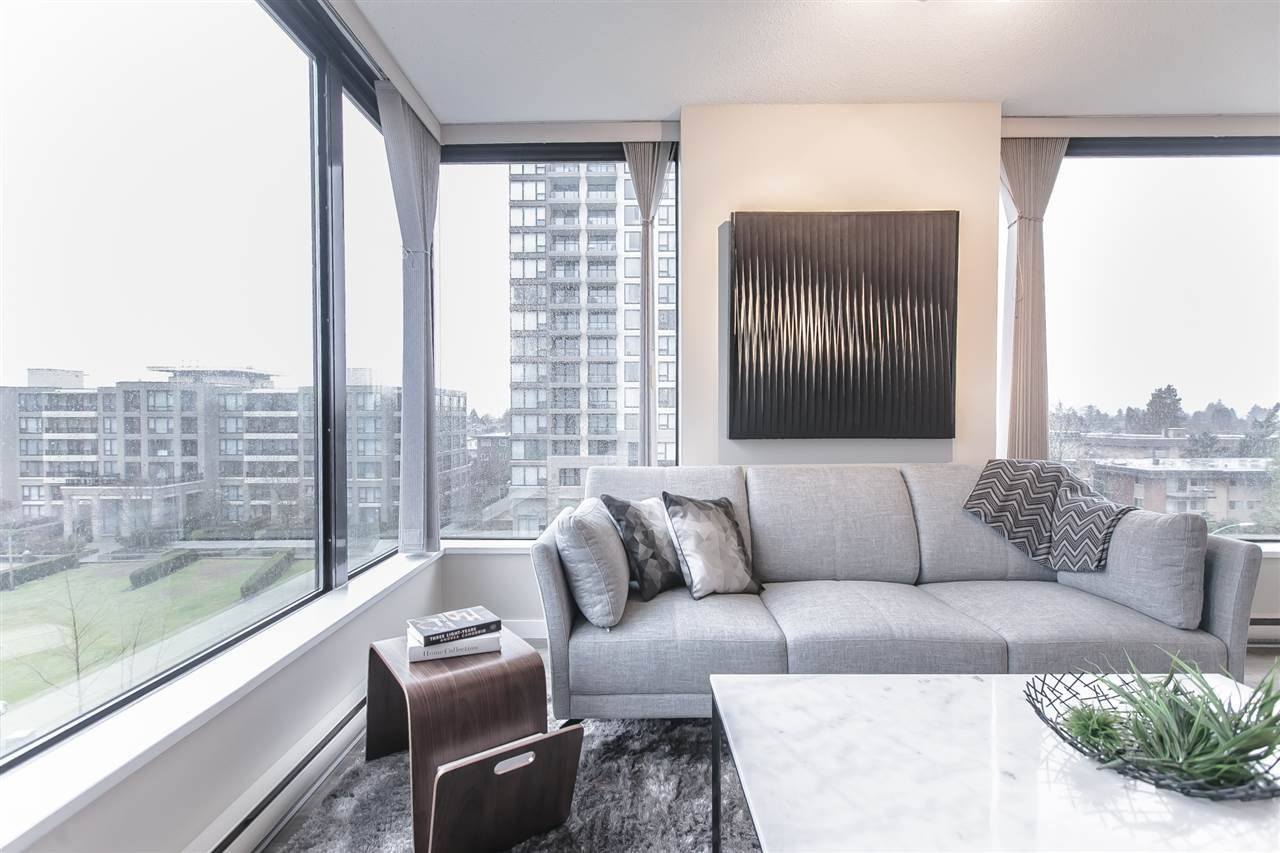 Photo 2: Photos: 602 7063 HALL AVENUE in Burnaby: Highgate Condo for sale (Burnaby South)  : MLS®# R2263240