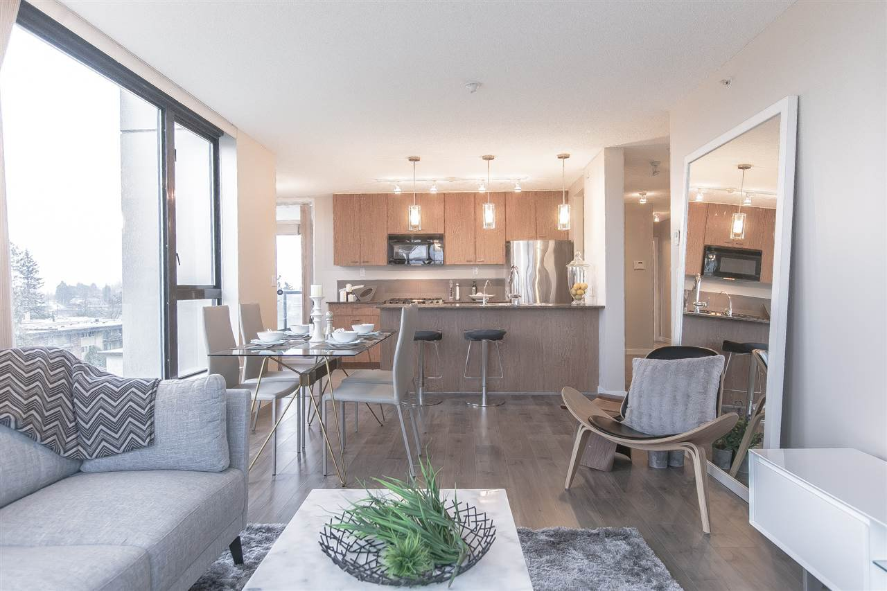 Photo 5: Photos: 602 7063 HALL AVENUE in Burnaby: Highgate Condo for sale (Burnaby South)  : MLS®# R2263240