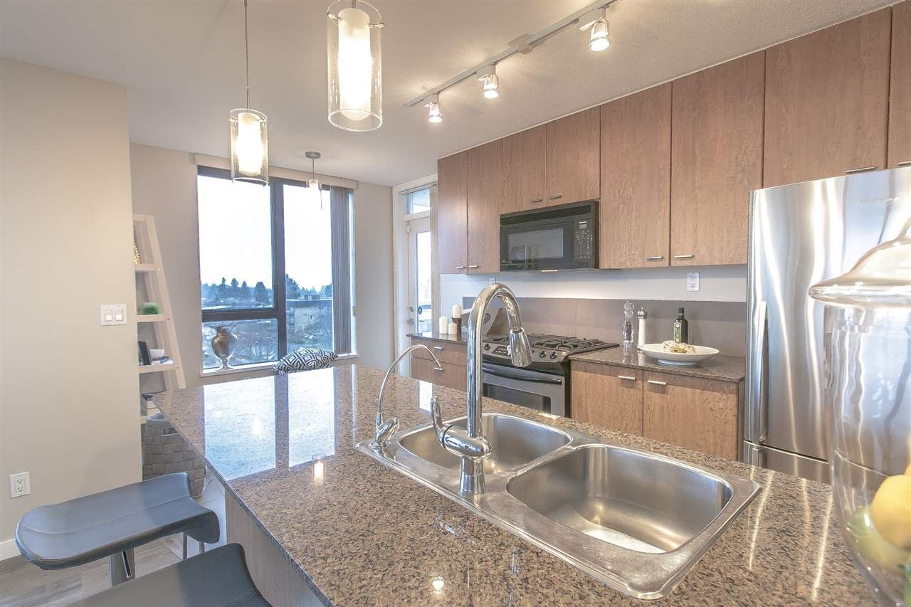 Photo 4: Photos: 602 7063 HALL AVENUE in Burnaby: Highgate Condo for sale (Burnaby South)  : MLS®# R2263240