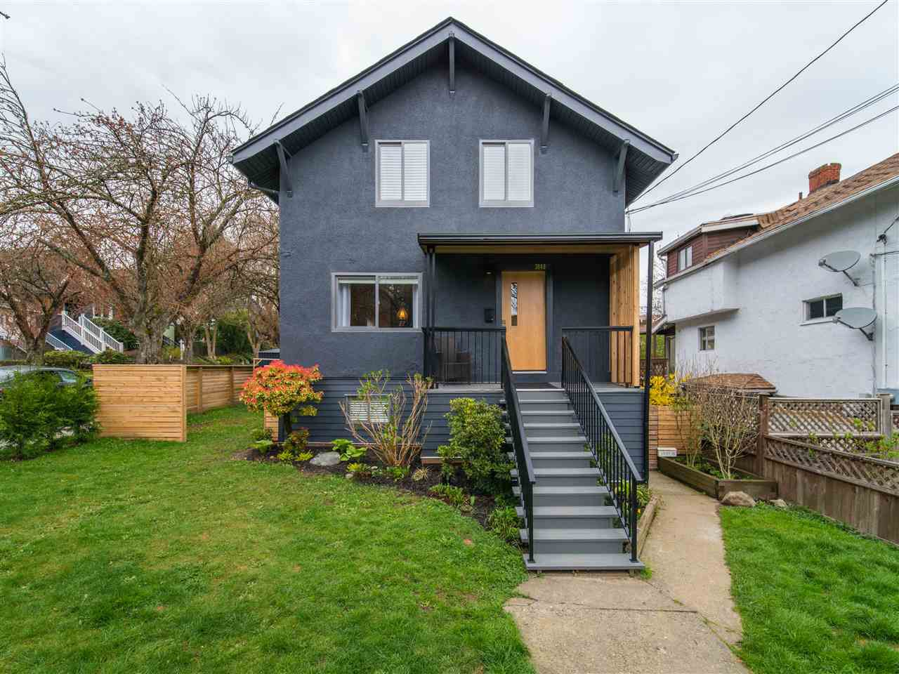 Main Photo: 3849 ST. CATHERINES STREET in Vancouver: Fraser VE House for sale (Vancouver East)  : MLS®# R2357334