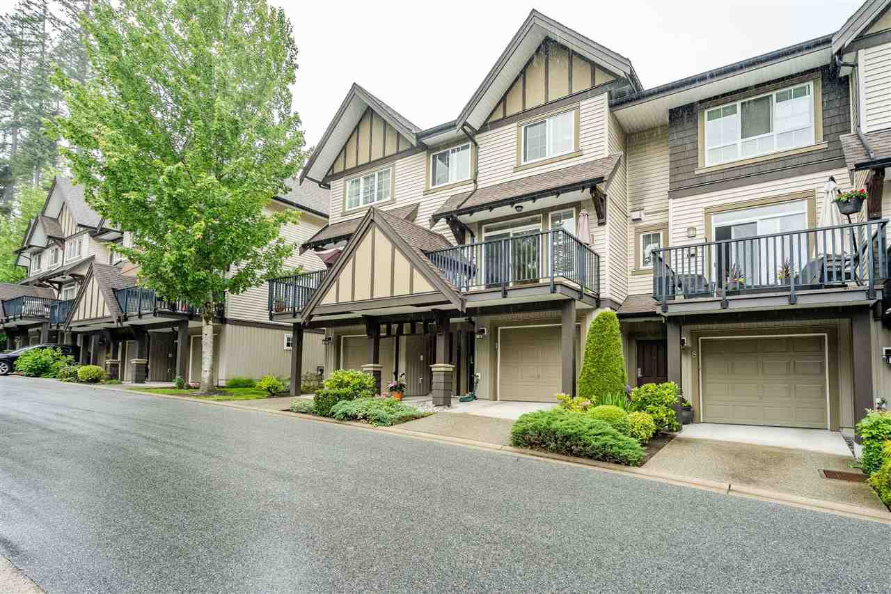 "Main Photo: 49 2200 PANORAMA Drive in Port Moody: Heritage Woods PM Townhouse for sale in ""THE QUEST"" : MLS®# R2465760"