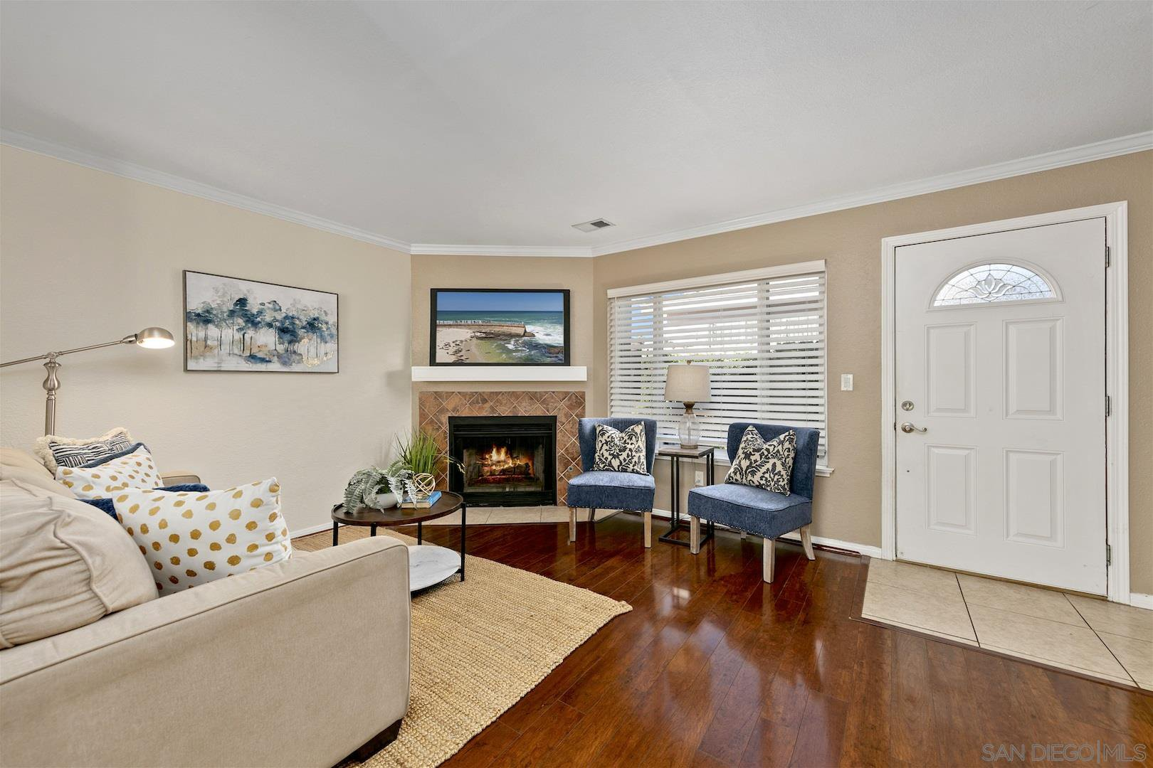 Main Photo: NORMAL HEIGHTS Townhouse for sale : 3 bedrooms : 4572 Kansas St ##4 in San Diego