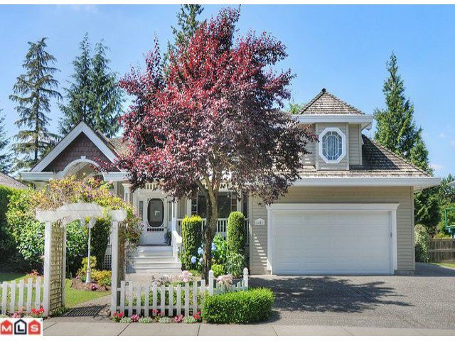 "Main Photo: 4451 212 Street in Langley: Brookswood Langley House for sale in ""Cedar Ridge"" : MLS®# F1218845"