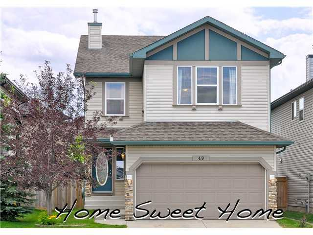 Main Photo: 49 WEST RANCH Road SW in CALGARY: West Springs Residential Detached Single Family for sale (Calgary)  : MLS®# C3542271