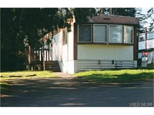 Main Photo: 10 7021 W Grant Rd in SOOKE: Sk John Muir Manufactured Home for sale (Sooke)  : MLS®# 324982