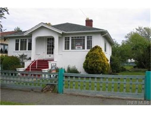 Main Photo: 1723 Lee Avenue in VICTORIA: Vi Jubilee Single Family Detached for sale (Victoria)  : MLS®# 246915