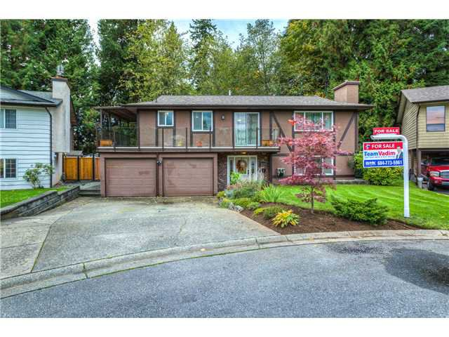 Main Photo: 20880 HUNTER PL in Maple Ridge: Southwest Maple Ridge House for sale : MLS®# V1091221