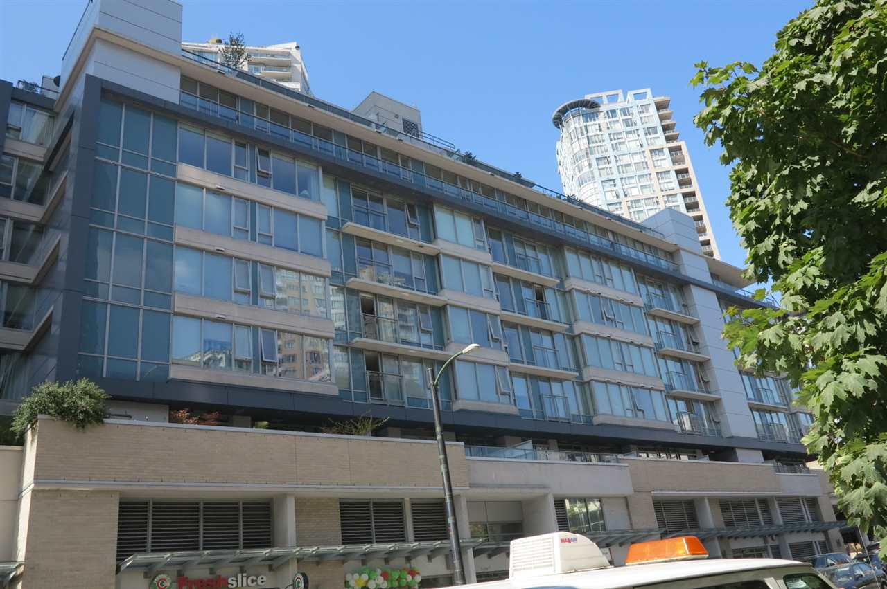 Main Photo: 609 633 ABBOTT STREET in Vancouver: Downtown VW Condo for sale (Vancouver West)  : MLS®# R2302140
