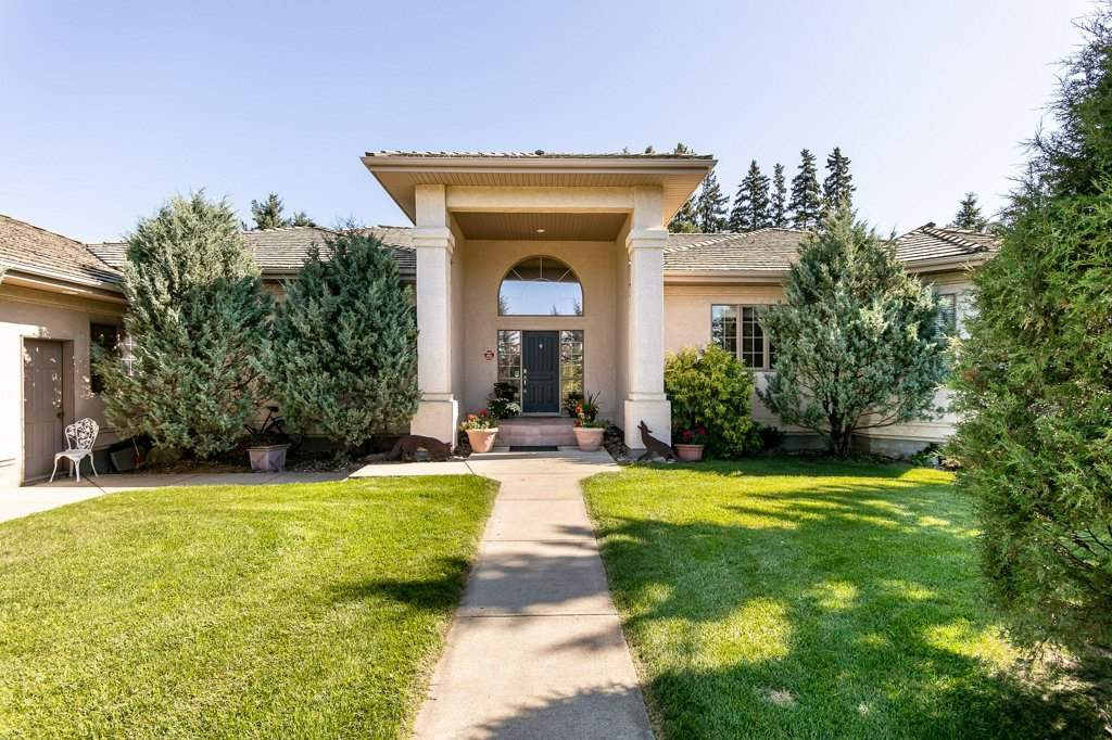 Main Photo: 1205 127 Street in Edmonton: Zone 55 House for sale : MLS®# E4173960