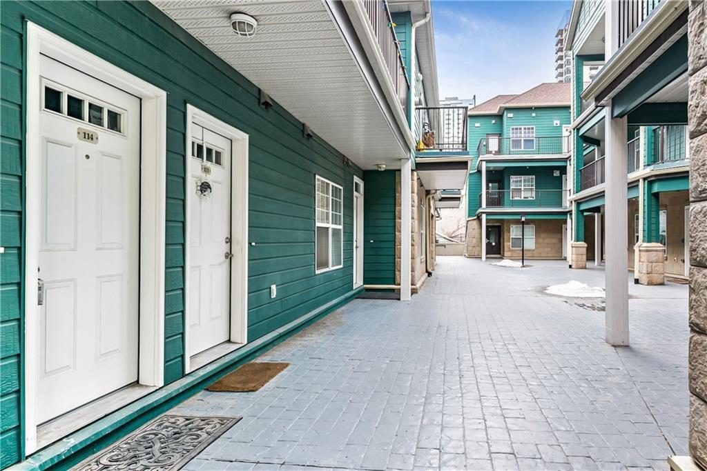 Photo 3: Photos: 114 112 14 Avenue SE in Calgary: Beltline Apartment for sale : MLS®# C4282670