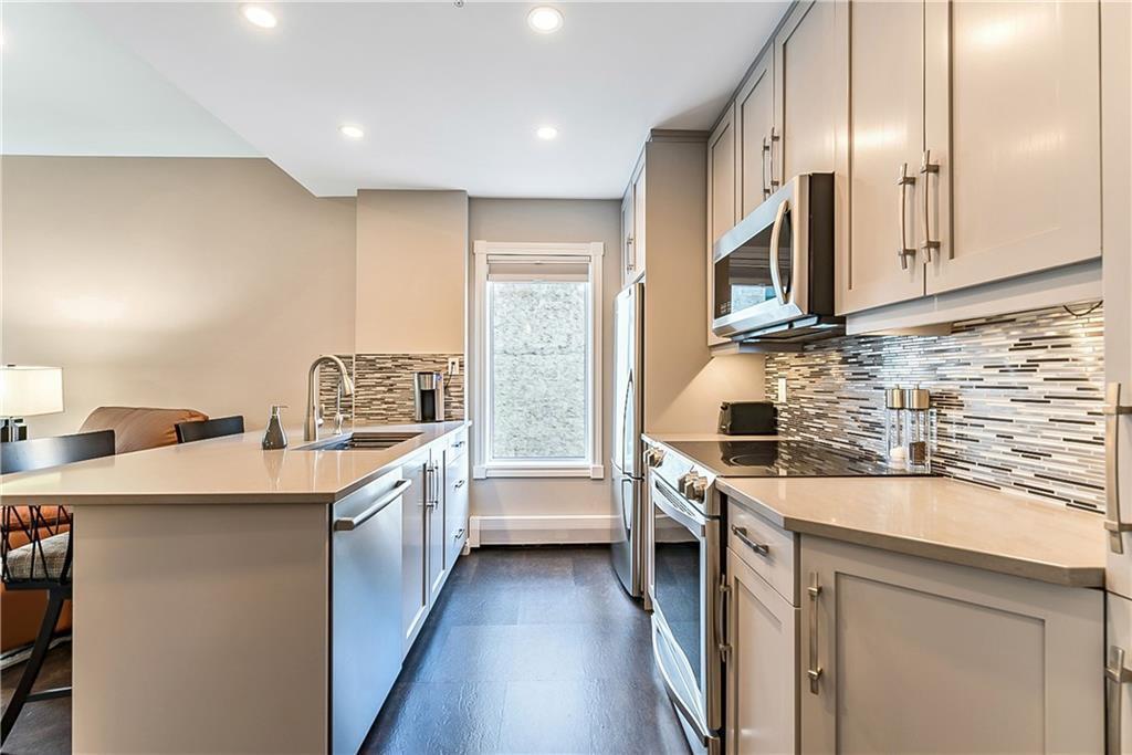 Photo 6: Photos: 114 112 14 Avenue SE in Calgary: Beltline Apartment for sale : MLS®# C4282670