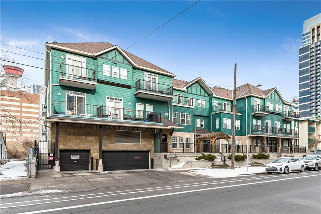 Photo 2: Photos: 114 112 14 Avenue SE in Calgary: Beltline Apartment for sale : MLS®# C4282670