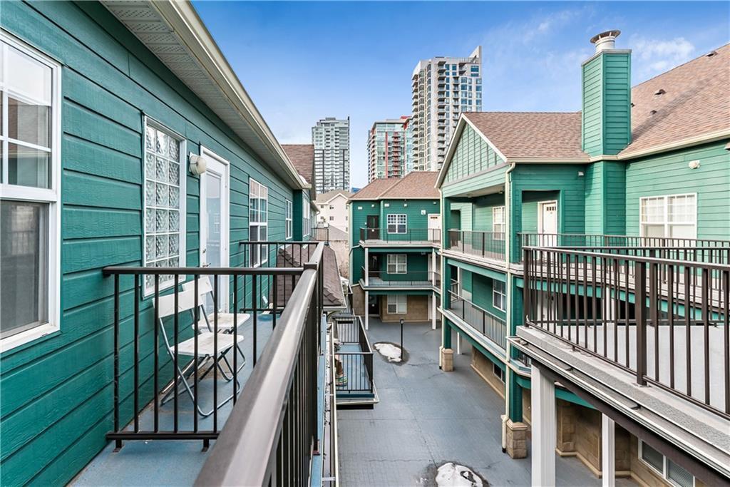 Photo 18: Photos: 114 112 14 Avenue SE in Calgary: Beltline Apartment for sale : MLS®# C4282670