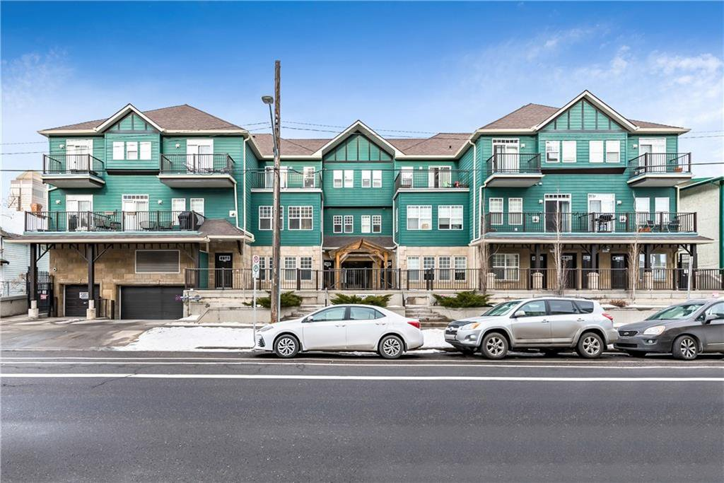Photo 1: Photos: 114 112 14 Avenue SE in Calgary: Beltline Apartment for sale : MLS®# C4282670