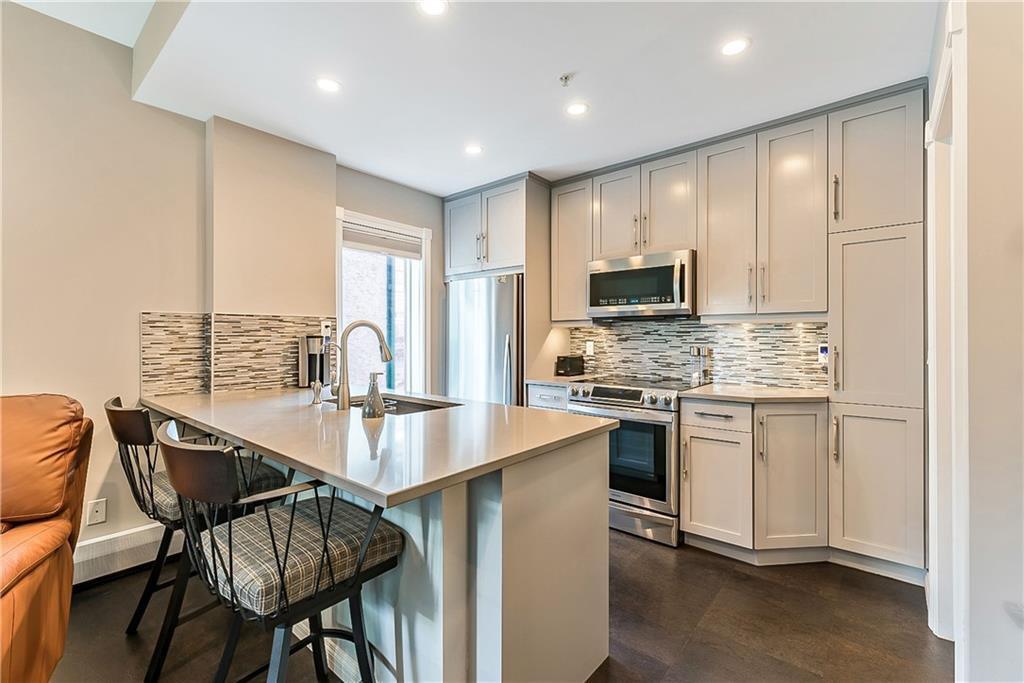 Photo 4: Photos: 114 112 14 Avenue SE in Calgary: Beltline Apartment for sale : MLS®# C4282670