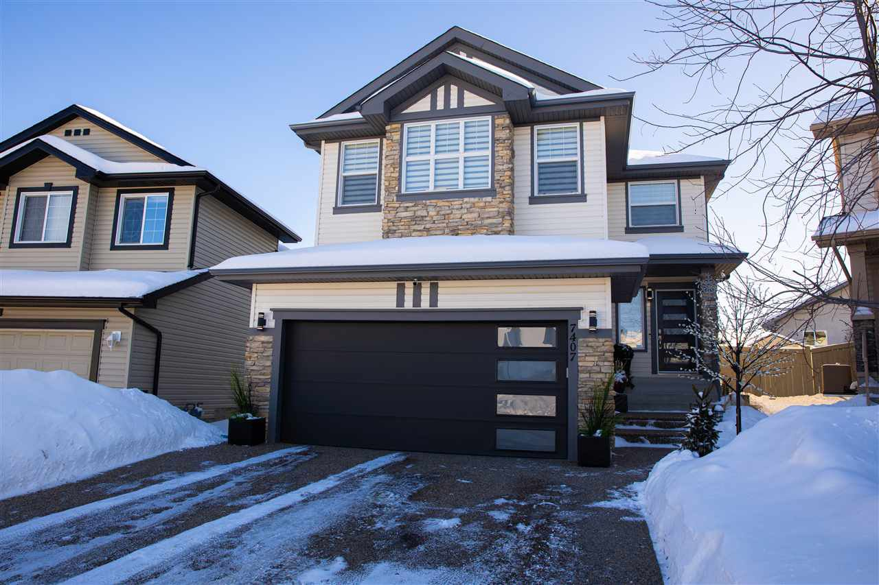 Main Photo: 7407 170 Avenue in Edmonton: Zone 28 House for sale : MLS®# E4188171