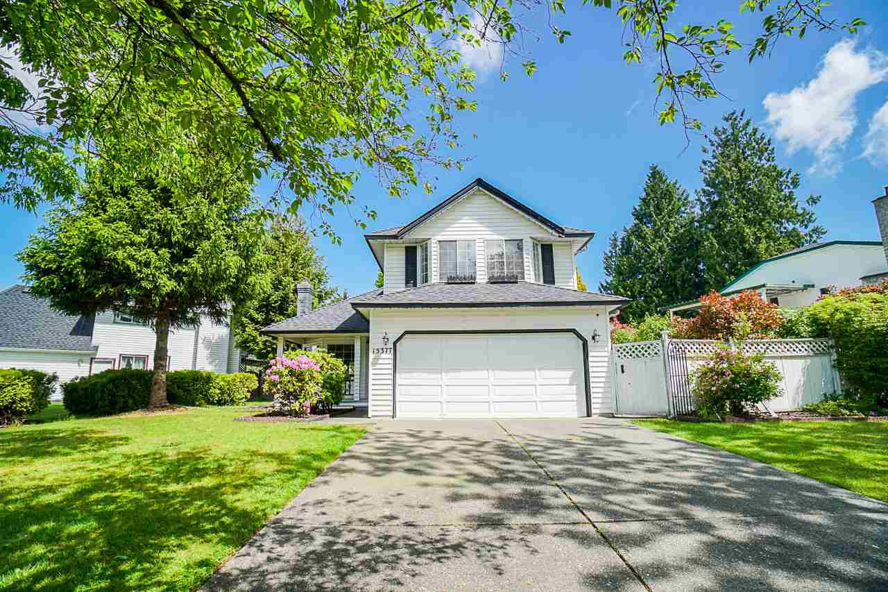Main Photo: 15377 110A AVENUE in Surrey: Fraser Heights House for sale (North Surrey)  : MLS®# R2457887