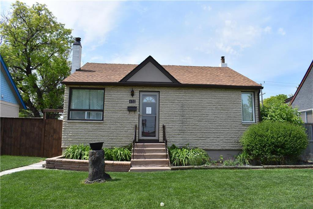 Main Photo: 432 Queen Street in Winnipeg: St James Residential for sale (5E)  : MLS®# 202014070