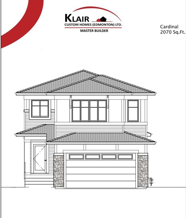 Main Photo: 186 Cavanagh Common in Edmonton: Zone 55 House for sale : MLS®# E4208200